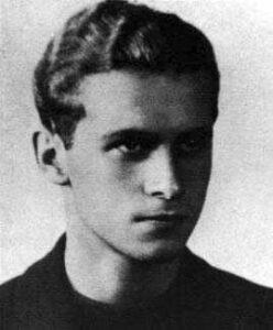 Krzysztof Kamil Baczyński view